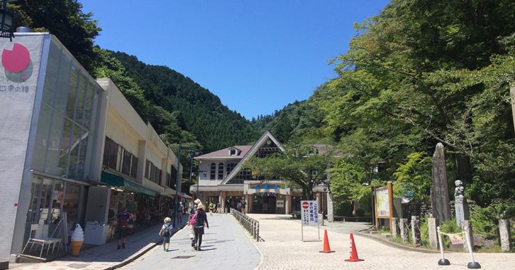 登山コースメイン写真