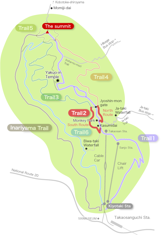 Trail2 Map