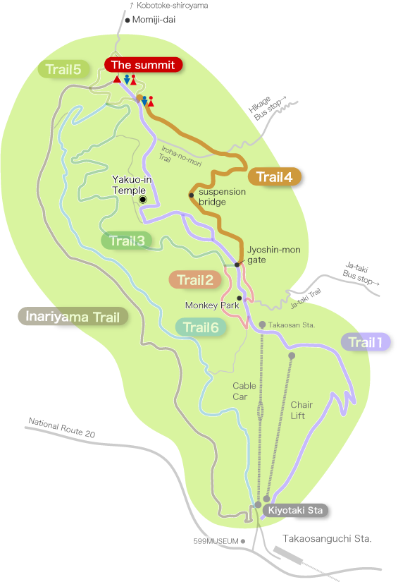 Trail4 Map